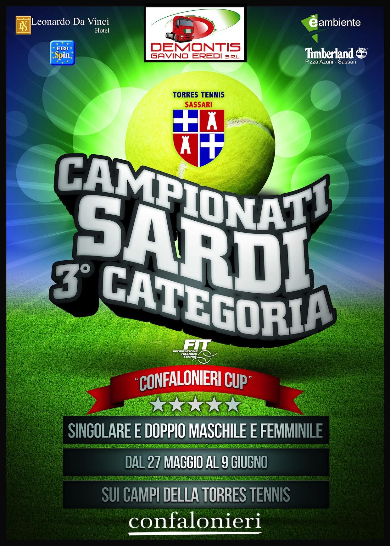 Campionati Sardi 3 Categoria